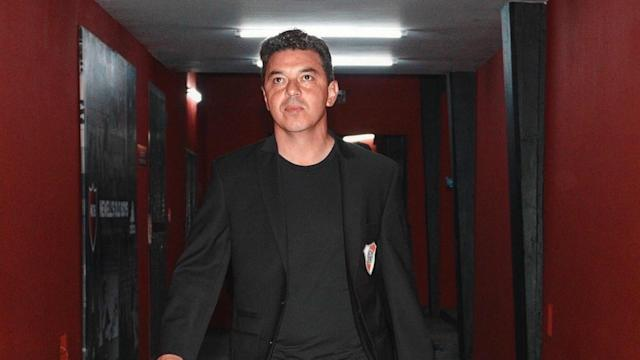 Marcelo Gallardo River Rosario Newells Superliga 30112019