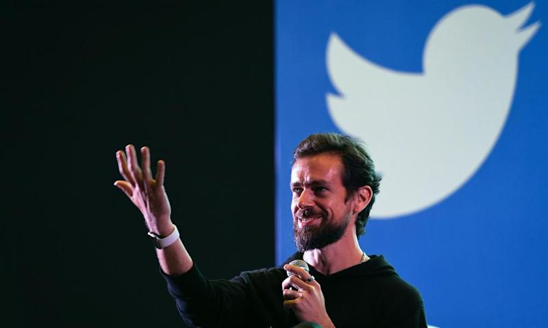 Jack Dorsey: 'We believe political message reach should be earned, not bought.'