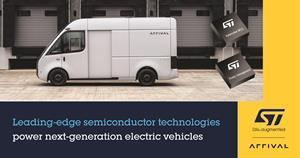 Leading-edge semiconductor technologies power next-generation electric vehicles