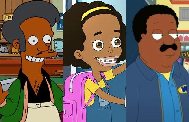 5 White Voice Actors Who Left Their Roles as Animated Characters of Color (Photos)
