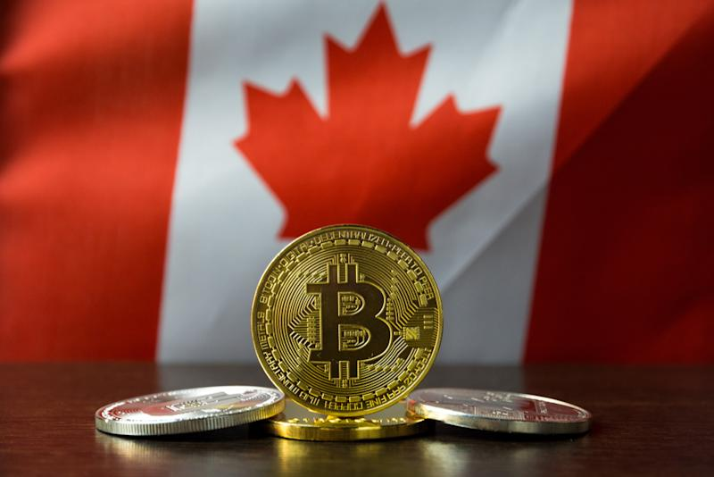 Cryptocurrency Bitcoin Canada