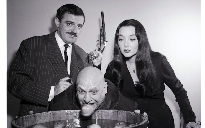 The Addams Family - Getty Images