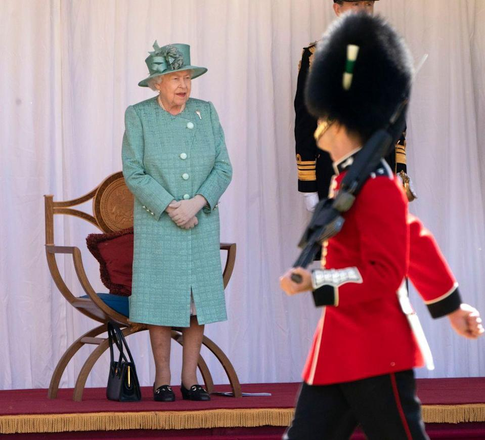 """<p>The queen's actual birthday is on 21 April, but it has become tradition that the British monarch has a <a href=""""https://www.harpersbazaar.com/celebrity/latest/a19880086/queen-elizabeth-ii-birthday-turning-92-two-birthdays/"""" rel=""""nofollow noopener"""" target=""""_blank"""" data-ylk=""""slk:second birthday"""" class=""""link rapid-noclick-resp"""">second birthday</a> every year, which takes place on the second Saturday of June.</p>"""