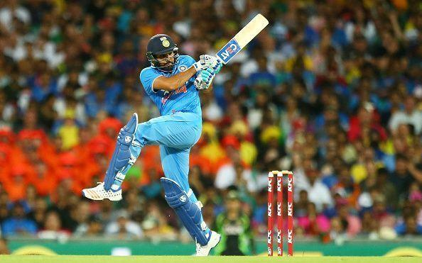 Rohit has a wide array of scoring shots and can decimate the best of bowlers with utter disdain