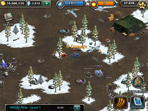 Monster Quest iOS