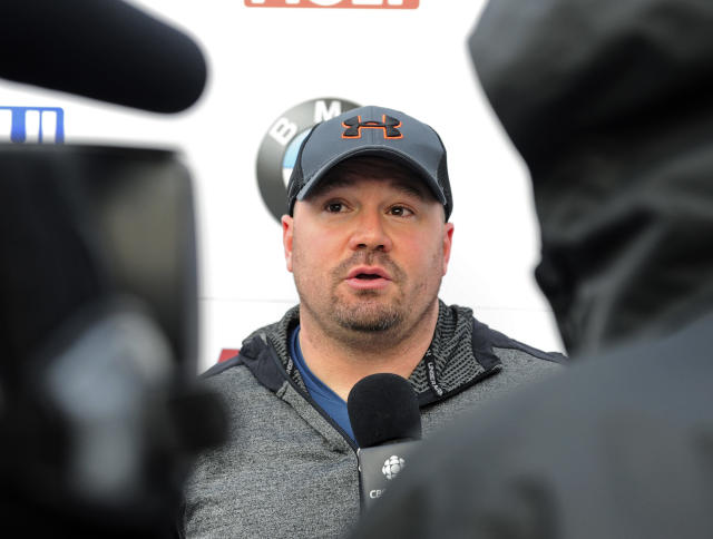 Steven Holcomb left behind a legacy in bobsledding after he died on May 6, 2017. (AP)