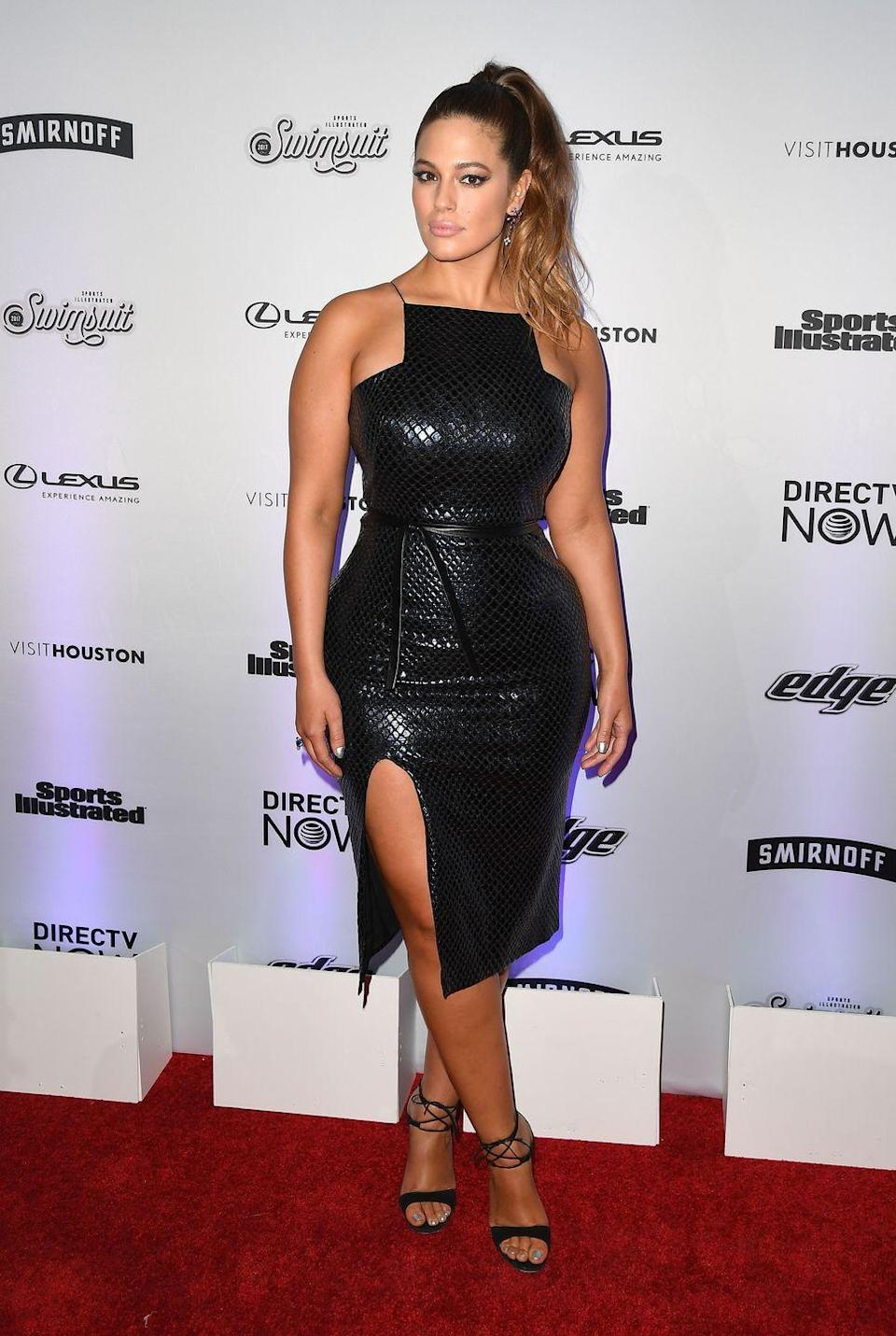 <p>Sports Illustrated Swimsuit, 2017: 1000 times yes.</p>