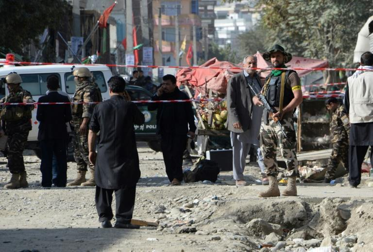 1 killed in explosion in Kabul