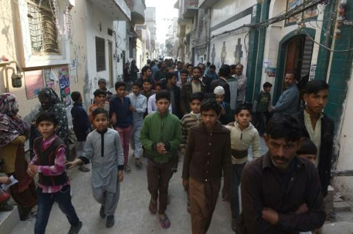 <p>Fears of serial child killer in infamous Pakistan city</p>