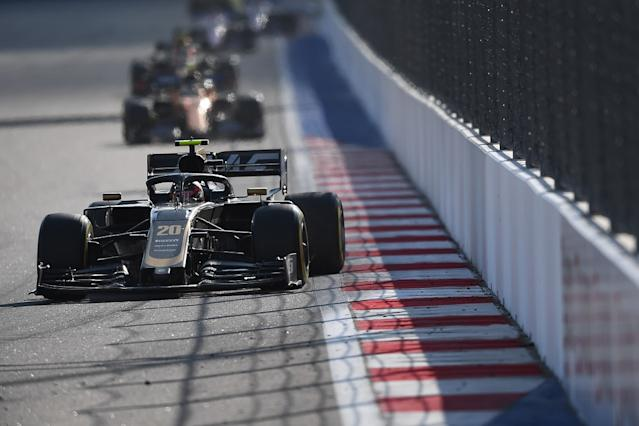 Haas: Rivals hypocritical in their rules approach