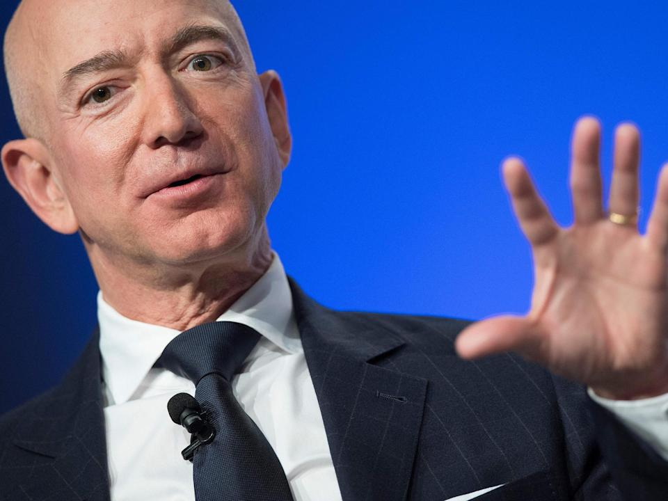 Twenty-five years ago today, a man called Jeff founded an online marketplace for books. Since then, Amazon's scale and influence has grown faster than anyone could have expected at the time.When we think about Amazon today, most of us are familiar with the convenient online shopping, the quick deliveries, maybe the streaming service.But Amazon, like other online platforms, has become much more than a platform. Through a range of products – from Alexa to doorbell cameras – they're now listening in our living rooms and watching from our front doors.Amazon isn't just a website we choose to access; it's a huge range of products, services and logistics networks.The firm's courier network is growing, and it's reported they will have around 70 Boeing airliners in the US by 2021 – and they're looking to hire someone in the UK to rapidly roll out their shipping network and delivery supply chain here.These momentous changes are happening across other platforms too. Facebook recently announced it's looking to launch its own currency.Not all these things are bad; some disruptions are good. But some are truly terrifying. And lurking in the shadow of these examples of dramatic change over the past 25 years is the uncomfortable reality that government is struggling to keep up.The way we think about online platforms has not kept pace with reality. The digital world is not somehow separate from our own. Just look at the workers in Amazon's Swansea factory who say they're treated like robots, under so much pressure they feel dehumanised.All too often we allow tech giants to brand themselves as start-ups despite their multibillion pound profits and backers.For too long their PR people have framed them as the underdog, failing to recognise the reality that they are now the giant oligarchs of global capitalism.A decade ago I was a digital utopian. I believed in a digital future where the internet would allow us to access all the world's knowledge in a few clicks and would lead to a leve