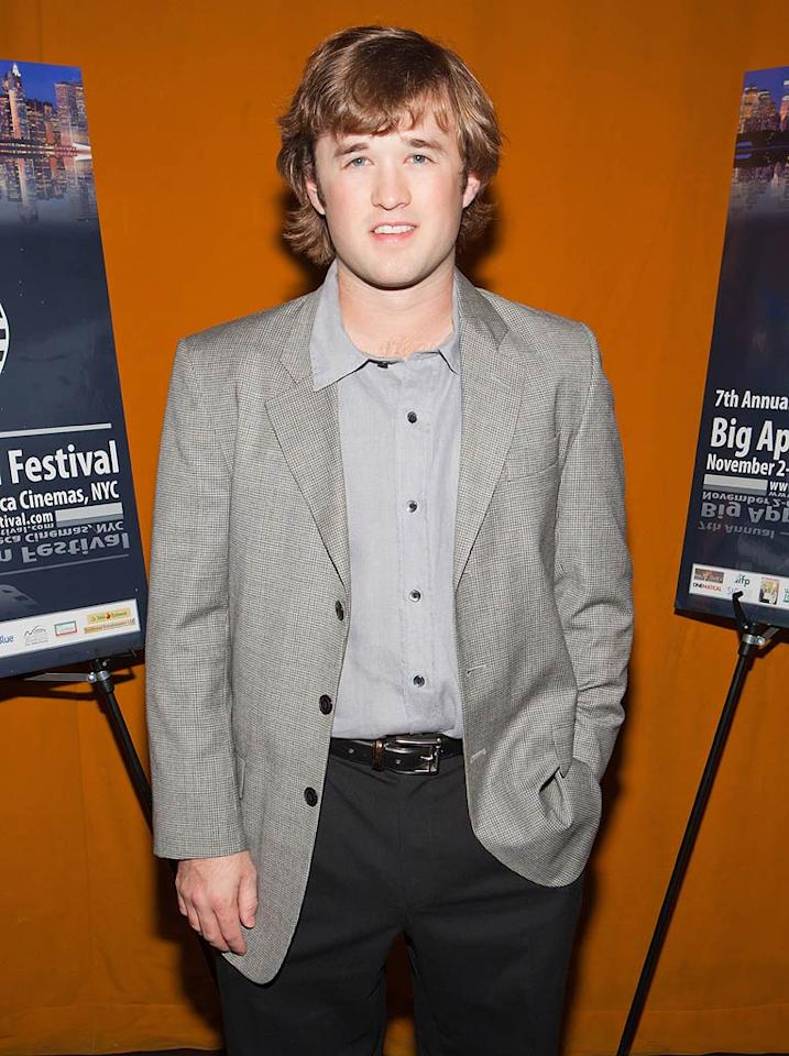 "April 10: Haley Joel Osment turns 23 Michael Stewart/<a href=""http://www.wireimage.com"" target=""new"">WireImage.com</a> - November 6, 2010"