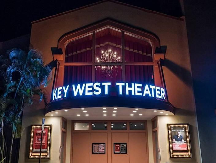 The Key West Theater, which brings country and rock starts to Key West, said Monday it would postpone all shows at least through March.