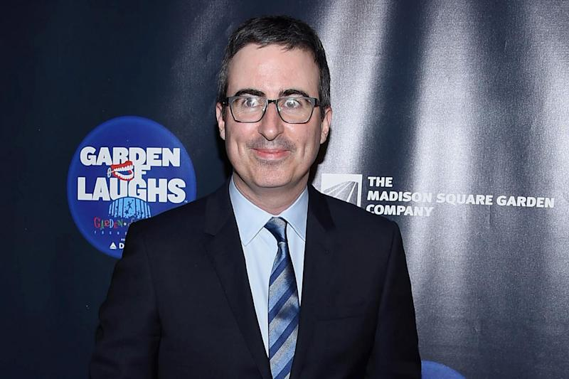 John Oliver (Dimitrios Kambouris/Getty Images)