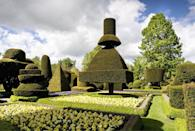 "<p>Over in Cumbria, Levens Hall retains many of its original features including the world's oldest topiary garden. With 10 acres of sprawling space, you'll never get bored. </p><p><a class=""link rapid-noclick-resp"" href=""https://www.levenshall.co.uk/"" rel=""nofollow noopener"" target=""_blank"" data-ylk=""slk:BOOK NOW"">BOOK NOW</a></p>"