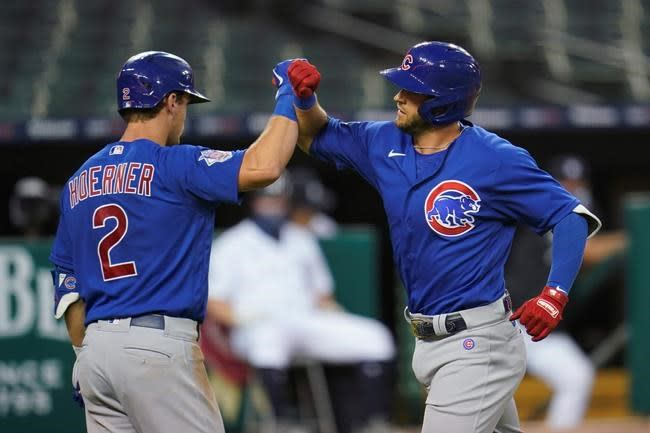 Báez homers twice, Cubs top Tigers 9-3 for 11,000th victory