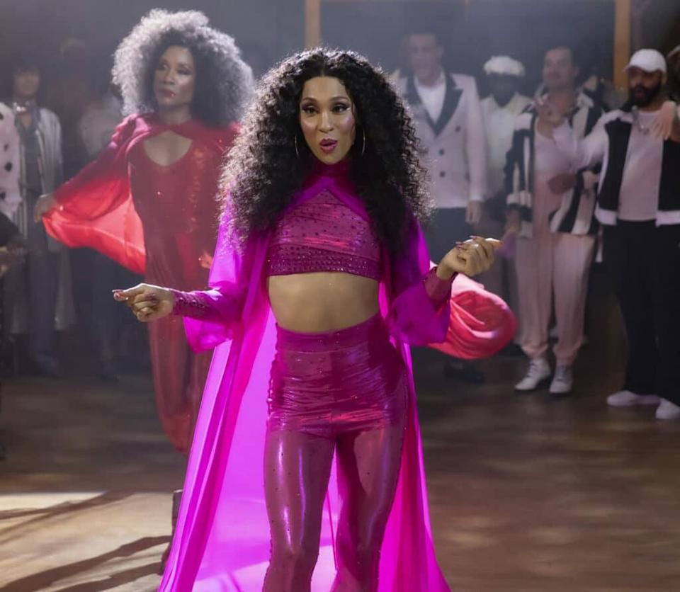 Mj Rodriguez in the final season of Pose. (FX)