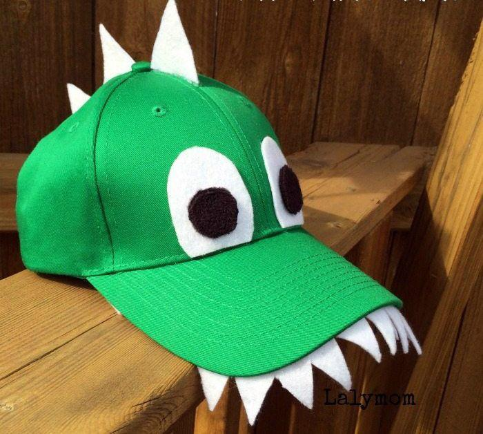 "<p>If you want to go extra low-key, you can just make a hat into a dino face, and then get <a href=""https://go.redirectingat.com?id=74968X1596630&url=https%3A%2F%2Fwww.primary.com%2Fshop%2Fkids%2Flayers%2Fthe-fleece-crew-sweatshirt&sref=https%3A%2F%2Fwww.goodhousekeeping.com%2Fholidays%2Fhalloween-ideas%2Fg34161841%2Fdiy-dinosaur-costume%2F"" rel=""nofollow noopener"" target=""_blank"" data-ylk=""slk:a green shirt"" class=""link rapid-noclick-resp"">a green shirt</a> and <a href=""https://go.redirectingat.com?id=74968X1596630&url=https%3A%2F%2Fwww.primary.com%2Fshop%2Fkids%2Fpants-and-sweats%2Fthe-sweatpant-2&sref=https%3A%2F%2Fwww.goodhousekeeping.com%2Fholidays%2Fhalloween-ideas%2Fg34161841%2Fdiy-dinosaur-costume%2F"" rel=""nofollow noopener"" target=""_blank"" data-ylk=""slk:green pants"" class=""link rapid-noclick-resp"">green pants</a> to go with it.</p><p><em><a href=""https://lalymom.com/diy-dinosaur-hat-kids"" rel=""nofollow noopener"" target=""_blank"" data-ylk=""slk:Get the tutorial at Lalymom »"" class=""link rapid-noclick-resp"">Get the tutorial at Lalymom »</a></em></p>"