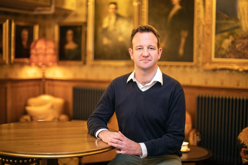 <p>Loungers CEO Nick Collins </p> (Loungers)