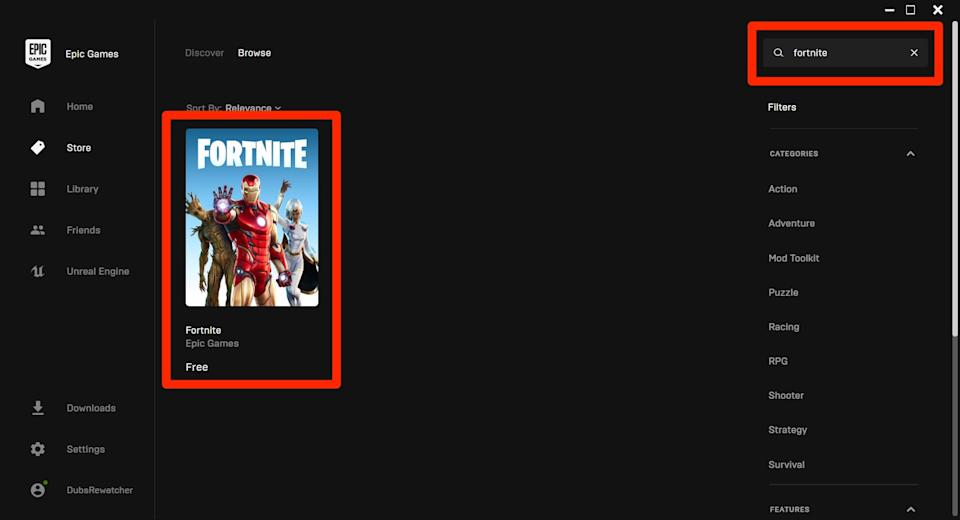 How to download Fortnite on pc   7
