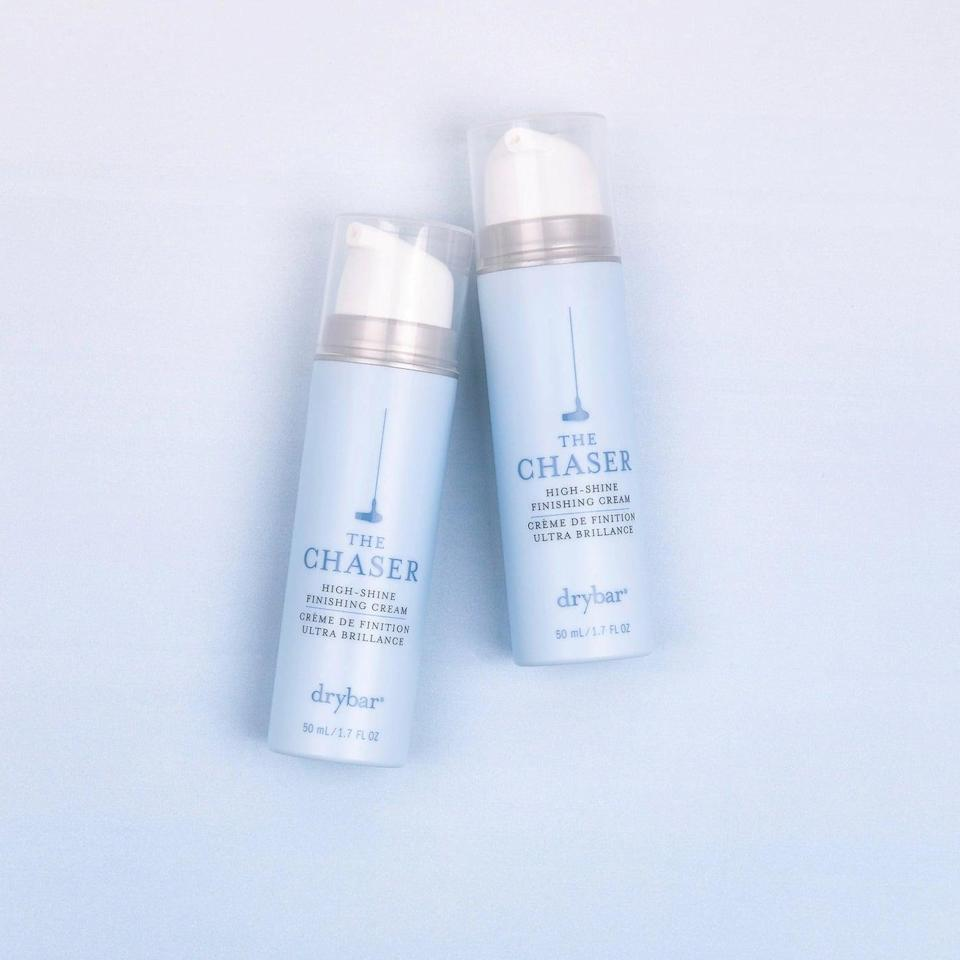 <p>Get a silky smooth blowout with the <span>Drybar The Chaser High-Shine Finishing Cream</span> ($25).</p>