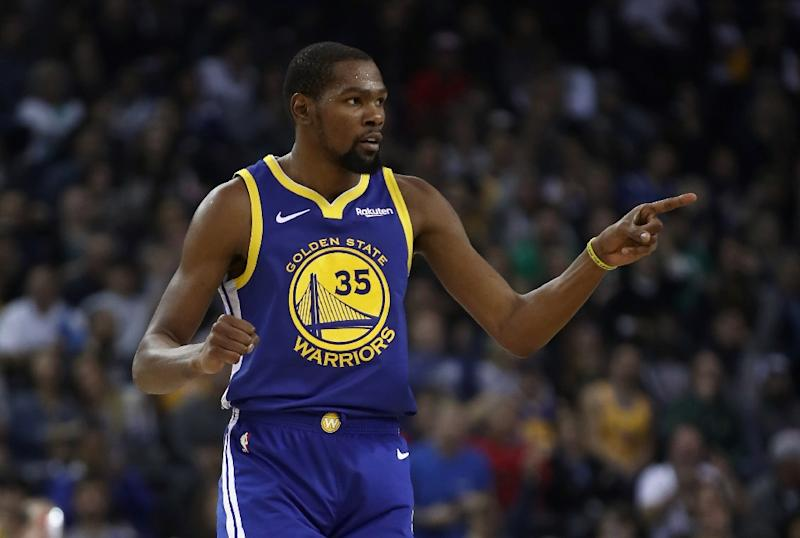 Kevin Durant lifts lid on Draymond Green and Warriors future following incident