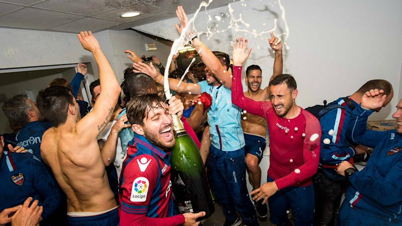 Levante ascenso post Real Oviedo 290417