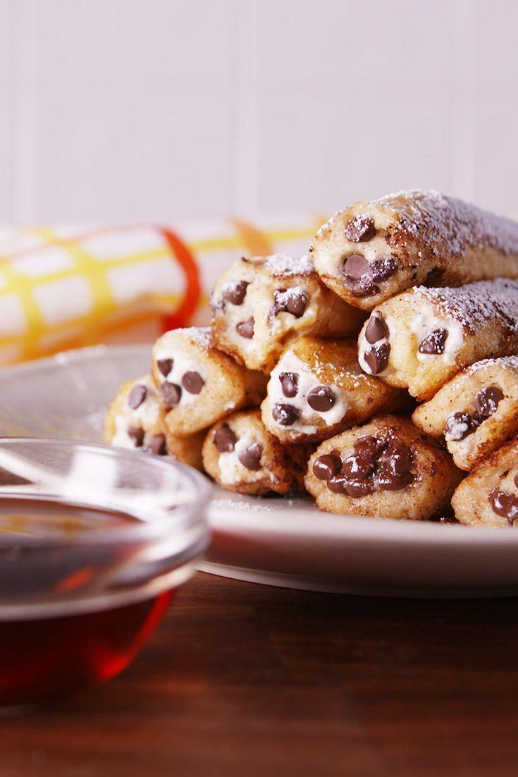 """<p>Dessert for breakfast is the only way to go in our books.</p><p>Get the recipe from <a href=""""https://www.delish.com/cooking/recipe-ideas/recipes/a54766/cannoli-french-toast-dippers-recipe/"""" rel=""""nofollow noopener"""" target=""""_blank"""" data-ylk=""""slk:Delish"""" class=""""link rapid-noclick-resp"""">Delish</a>.</p>"""