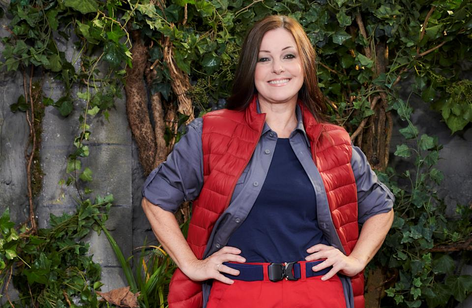 Ruthie Henshall was the second contestant to be voted out of 'I'm A Celeb'. (ITV)