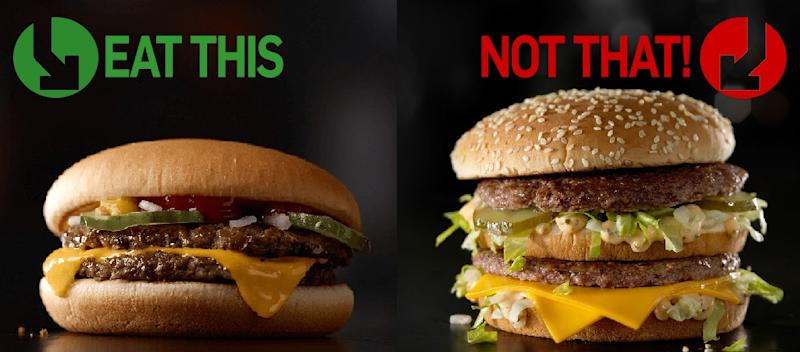 Fast Food With The Most Trans Fat