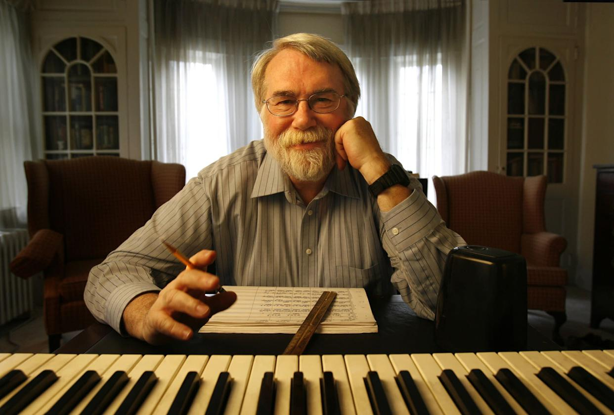 Pulitzer Prize-winning composer Christopher Rouse, who was known for unpredictable, expressionistic works that immersed listeners in a world of anguish, terror and sensuous beauty, died Sept. 21, 2019. He was 70.
