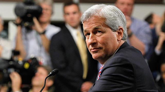 CEO Jamie Dimon Calls Volcker Rule 'Unnecessary'