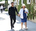 """<p>Eva Longoria is a mummy! The Desperate Housewives star and her husband José """"Pepe"""" Bastón welcomed a son named Santiago Enrique Bastón on Tuesday, 19 June, weighing 6 lbs and 13 oz.<br>""""We are so grateful for this beautiful blessing,"""" Eva and José told HOLA! USA. <em>[Photo: Getty]</em> </p>"""