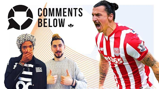 Would Zlatan Ibrahimovic kill it in Premier League ? In Comments Below this week, Poet and Vuj discuss the FA Cup, as well as the incredible Premier League scenes on the weekend! Subscribe to Copa90: http://bit.ly/Copa90Subscribe FIFA and Chill with James Tomkins & Sam Byram | Man United vs West Ham https://www.youtube.com/watch?v=esyTv7dv6f0 FIFA and Chill with Reece Oxford | Poet & Vuj Present! https://www.youtube.com/watch?v=pPVcQelRHKo Music Licensed By: Cue Songs: Pause - It Keeps On Subscribe to Copa90: http://bit.ly/Copa90Subscribe Check out our new website: http://bit.ly/Copa90 About Copa90: At Copa90 we believe that football is more than a game. It has the power to unite people from all walks of life in a way that nothing else does. We're on a mission to reclaim football for the fans by creating the home of global football culture: for football fans, by football fans. We tell the stories, hero the characters and host the conversations that really matter. We are Copa90, the voice of fans around the world, and we're taking our ball back. Get on board. The Game Never Stops The best football videos on YouTube. Subscribe now! Youtube Channel - http://bit.ly/Copa90YT Twitter - http://bit.ly/Copa90TW Instagram - http://bit.ly/1Lx2Eny Facebook - http://bit.ly/Copa90FB Google+ - http://bit.ly/Copa90G Snapchat - copa90official Leave us a comment below!