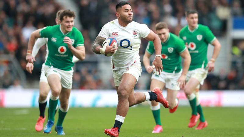England drawn with Ireland, Wales and Georgia in Autumn Nations Cup