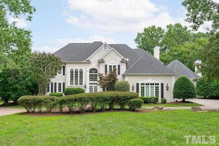 Grammy-winning gospel and soul singer Shirley Caesar has put her house on the market for $1.55 million. The 8,759-square-foot house has four bedrooms, 7 bathrooms and a Star Wars-themed theater.