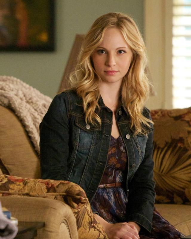 """Down the Rabbit Hole"" -- Candice Accola as Caroline"