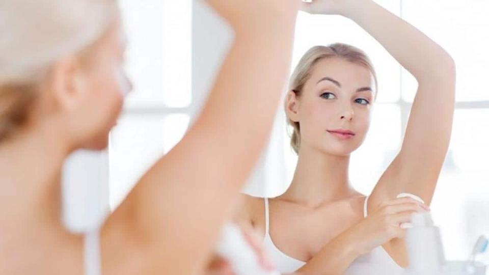 Mistakes we make that can reduce the effectiveness of deodorants