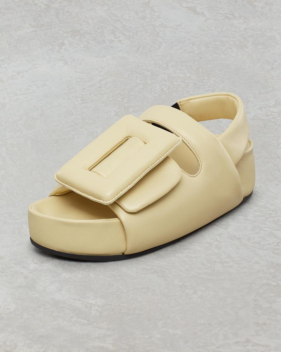The Puffy sling back from the Boyy spring 2022 collection. - Credit: Courtesy of Boyy