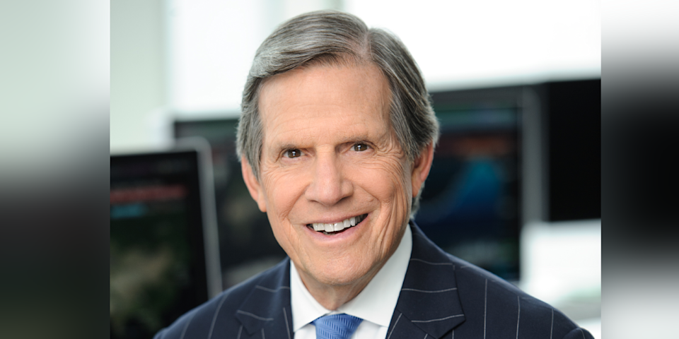 7) Peter T. Grauer, Chairman, Bloomberg. Photo: Bloomberg