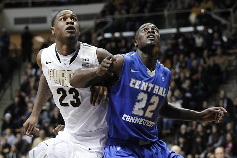 Purdue rolls past Central Connecticut State 109-73