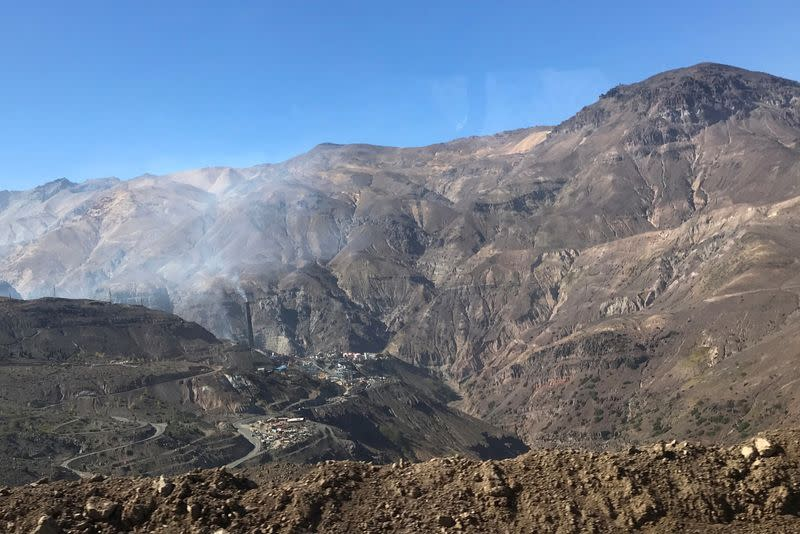 Chilean copper giant Codelco records 3,215 cases of COVID-19; nine fatalities