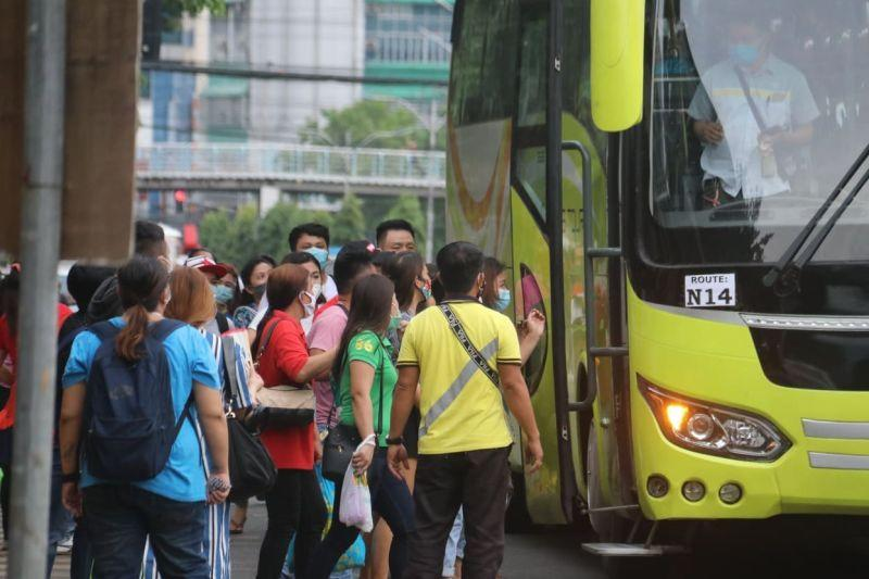 LTO-Central Visayas readies personnel for 'No Face Shield, No Ride Policy' on August 15