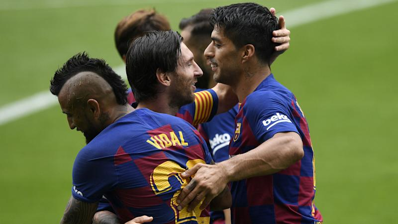 'It was a vital match' - Suarez frustrated as Barcelona let slip late lead at Celta