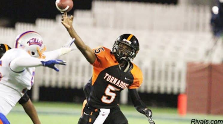 Treon Harris and the Miami Washington Tornadoes are on top of the High School PCS rankings — Rivals.com