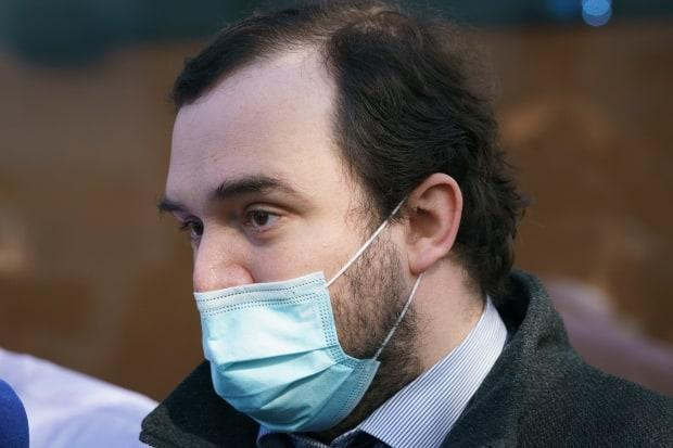 Medical malpractice lawyer Patrick Martin-Ménard is representing the Echaquan family during the coroner's inquest.