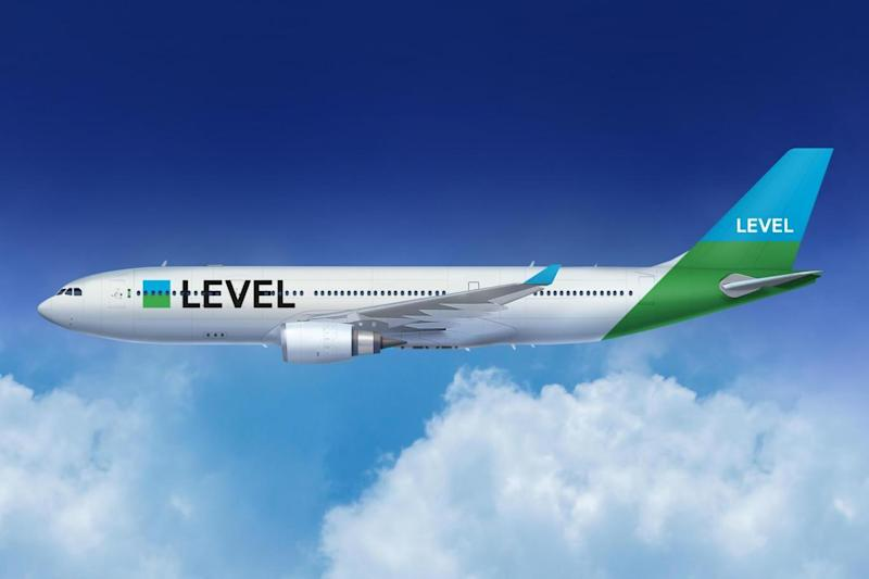 New budget airline: Level will sell transatlantic flights to LA and San Francisco (IAG)