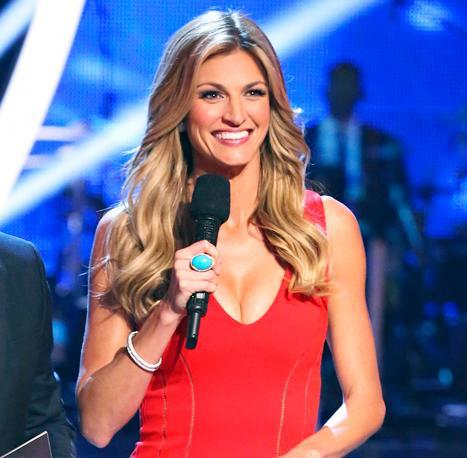 Erin Andrews Talks DWTS, Awkward Moment With James Maslow and Peta Murgatroyd