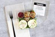 """<p>These meals aren't explicitly keto, but are gluten-free, dairy-free, and refined sugar-free, with plenty of low-carb options, making them a natural fit for anyone looking to go keto while still feeling really healthy. There are <a href=""""https://www.provenancemeals.com/organic-meal-plans-and-cleanse-programs"""" rel=""""nofollow noopener"""" target=""""_blank"""" data-ylk=""""slk:membership options"""" class=""""link rapid-noclick-resp"""">membership options</a> or you can just buy some snacks. </p><p><a href=""""https://www.instagram.com/p/CITVjC4AR4r/"""" rel=""""nofollow noopener"""" target=""""_blank"""" data-ylk=""""slk:See the original post on Instagram"""" class=""""link rapid-noclick-resp"""">See the original post on Instagram</a></p>"""