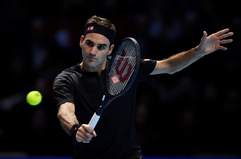 Federer to have Swiss coin minted in his honour